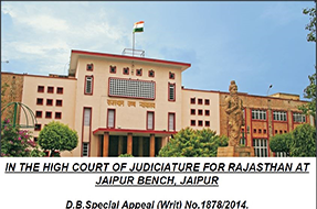 Rajasthan high Court verdict declaring MSc not equivalent to MD/MS/DNB